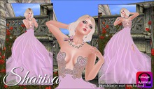 ~*~Shar's Gowns~*~Sharisa pink gown