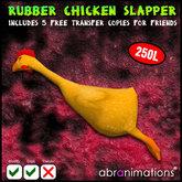 Rubber Chicken Slapper