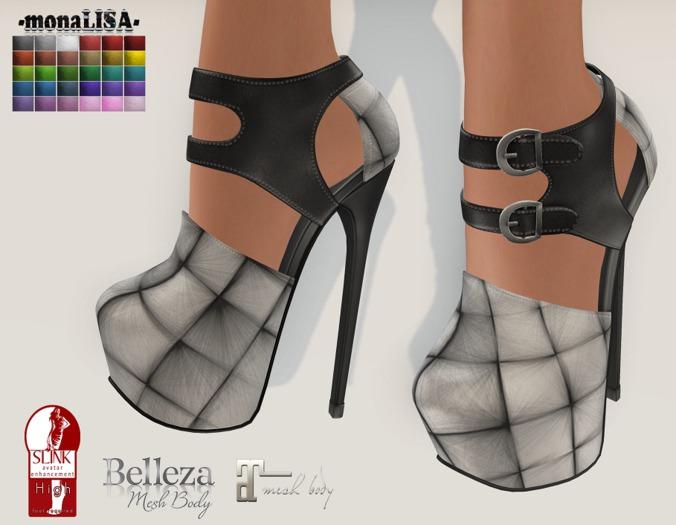 -mL- Gigi Heels (Maitreya/Belleza/Slink) - HUD