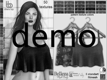 Bens Boutique - Dilara Top - Hud Driven Demo