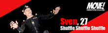 Sven Shuffle Dancepack - MOVE! Animations Cologne