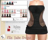 [EASTERLiNG] Elle Tube Dress