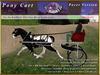 *E* Pony Cart Pacer [RH POA Pony] BOXED