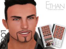 LOGO Eternity Ethan Hybrid Mesh Avatar