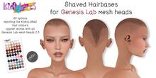 [KoKoLoReS] Shaved Hairbases/GenesisLab mesh heads applier