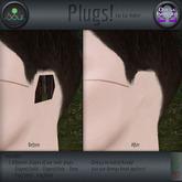 .:Soul:. Plugs! (For Ears!)