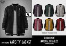 ILLI - [Classic] BF Varsity Jacket (HUD Driven) - PROMO