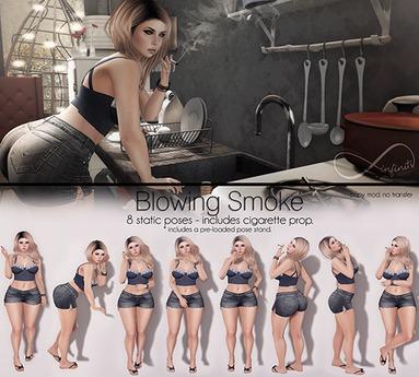 . Infiniti .  - Blowing Smoke - Singles