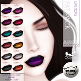 Oceane - Witchy Woo Lipsticks Fat Pack [Catwa]