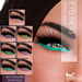 Oceane - Witchy Woo Eyeliners 7-Pack 1 [Classic]
