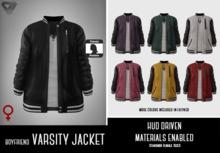 ILLI - [Classic] BF Varsity Jacket DEMO