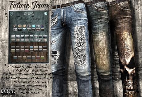 -NU- Future Jeans