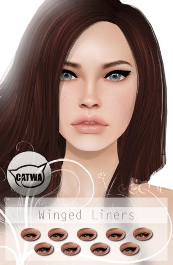 Veechi - Winged Liners CATWA