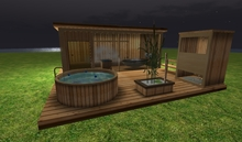 Luxury Sauna - Very High Details *COPY Version*