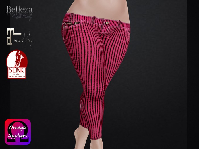 .::.What2Wear.::. Pants Red