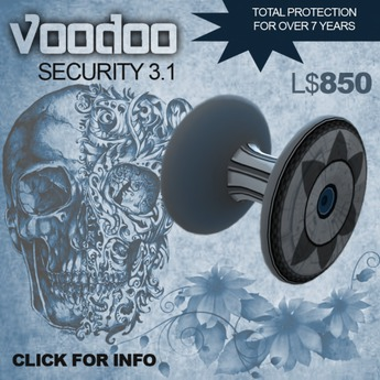 Voodoo Security 3.1 | Protection for xploder, clubs and shops 100% legal