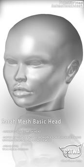 CATWA HEAD Sarah [DEMO]