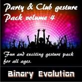 Party & Club Gesture pack volume 4