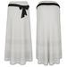 Long skirt v1 white slx