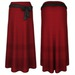 Ducknipple - Long Skirt v1 Red