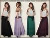 Ducknipple vendor long skirt v1 slx