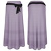 Long skirt v1 lila slx
