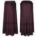 Long skirt v1 berry slx