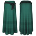 Long skirt v1 teal slx