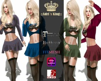 ::ADRIS KING:: Outfit Pack