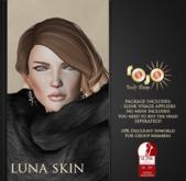 *** rojo *** Luna - Slink Visage Head Appliers Fair