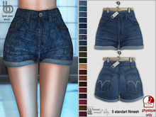 Bens Boutique - Ipek Jean Short - Hud Driven