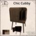 [DDD] Chic Cubby