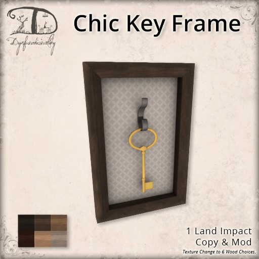 [DDD] Chic Key Frame