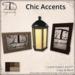 [DDD] Chic Accents