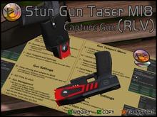 TFs Stun Gun - Tazer M18 (RLV)