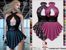Bens Boutique - Meltem Frilly Dress - Hud Driven