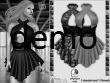 Bens Boutique - Meltem Frilly Dress - Hud Driven Demo