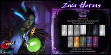 [Gauze&Trap] Ziva Horns