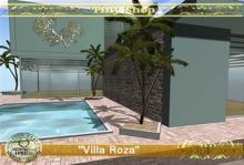 """House """"Villa Roza""""100% mesh (rez box) * New tech."""
