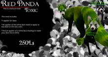 Red Panda Toxic MOD