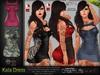 Kaia Dress with Strapes MESH - Maitreya Lara, Slink Physique Hourglass - HUD - DreamLife - FashionNatic