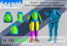 [Parz] Toy Animatronic Avatar Boxed (add)