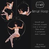.:-CatniP-:. Aerial Hoop(black) box