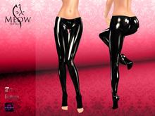 Meow Fetish - Yulia Leggings Black