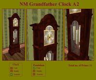 L$10  Grandfather Clock A2 (boxed)