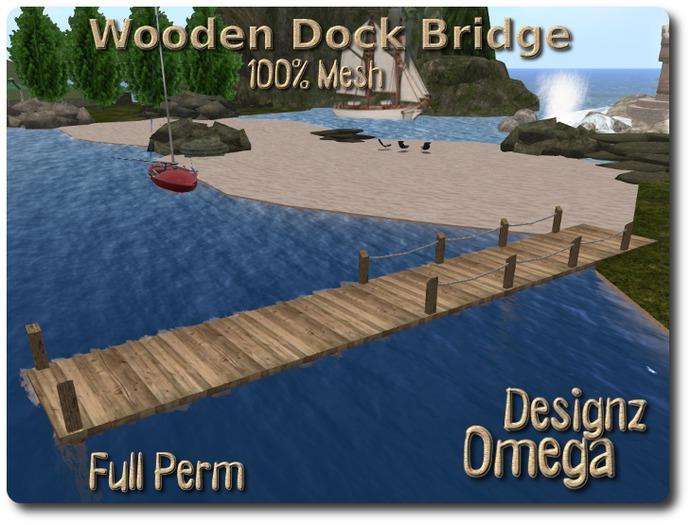 Mesh Dock Bridge Full Perm