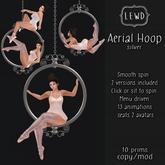 .:-CatniP-:. Aerial Hoop(silver) box