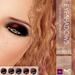 Oceane   bette eyeshadows omega   fat pack 1