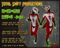 :Total Shift Productions: Mongolian Terror - RUBY