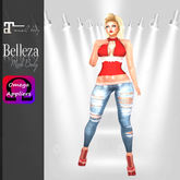 Outfit Sweet Borealis red
